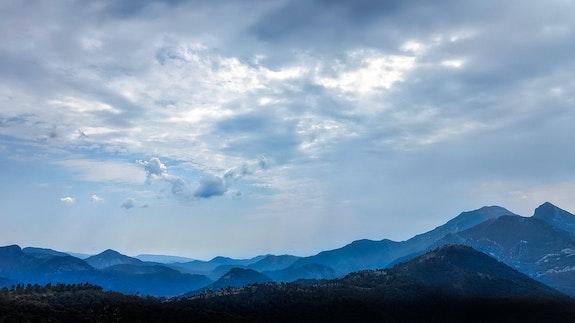 Serenity of a moment. Byalmador Byalmador