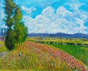 Homenaje a Renoir.. Angel Sánchez…