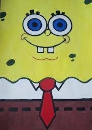SpongeBob Cartoon.