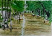 Riacho del Tigre. Alberto Garcia Cano