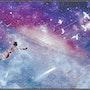 Le voyageur galactique. Harald Dastis