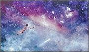 Le voyageur galactique.