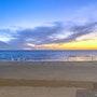 The Boardwalk, St Kilda Beach Water's Edge. Sash Carti Emmanuelle Somerset-Beauverie