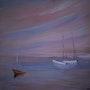 Les voiliers blancs. Alain Hucault