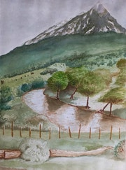 Río Pipo. Alberto Garcia Cano