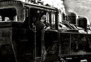Steam train. Rémy Donnadieu