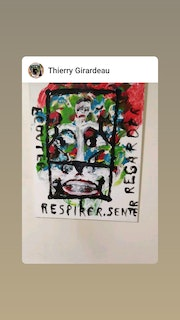 Soins mentale. Thierry Girardeau