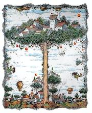 A house on a tree Ein Haus auf einem Baum. Legatus