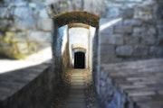 Castle Way to the Dungeon. Nicolas Von Jahn-Burian