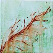 Branche morte. Ines