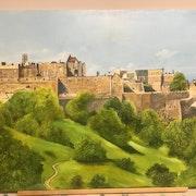 Edingbrough castle. James Coyne