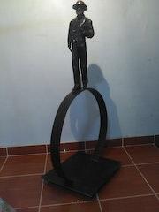 Caminante. Guillermo Ramirez