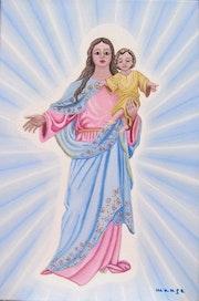 «Maria Auxiliadora». Mange