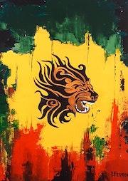 Le Roi Lion. Yves Ferrec