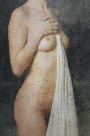 Corps féminin texturé. Mabro