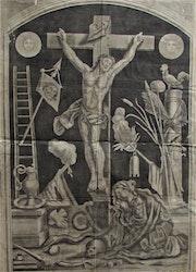 La Passion, imagerie parisienne de la Rue St-Jacques, fin XVIe - début XVIIIe.. Historien d'art, Archéologue; Chercheur Free-L.