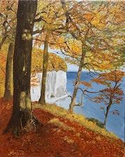Die Schönheit des Herbstes. Andrea Meklenburg - Saß