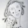 Maternidad. Juan Carlos Verdú Bermejo