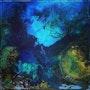 Plonger dans le bleu. Marie-Claude Lambert