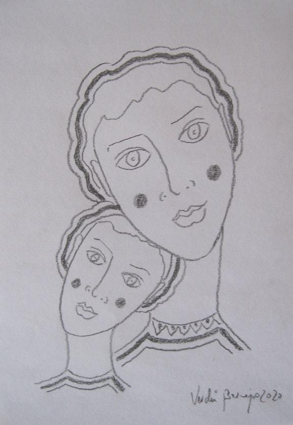 Maternidad 2. Juan Carlos Verdú Bermejo Juan Carlos Verdú Bermejo