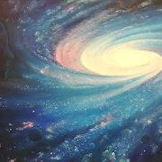 Galaxie. Braham Zoubiri