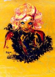 42- Marlene Seduciendo. Marlene Dietrich..
