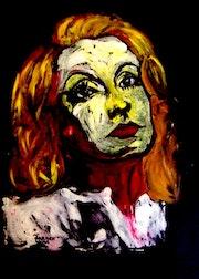 41- Greta Garbo. Greta Garbo.