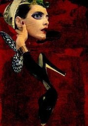 42- Tesoros del Collage,. Carmen Luna