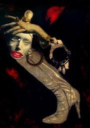 43- Tesoros del Collage.. Carmen Luna