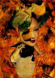 45- Tesoros del Collage.. Carmen Luna