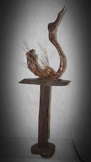 La naturaleza del cisne. Artelemu