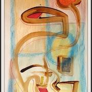 «Treballant la terra». Joan Pascuti