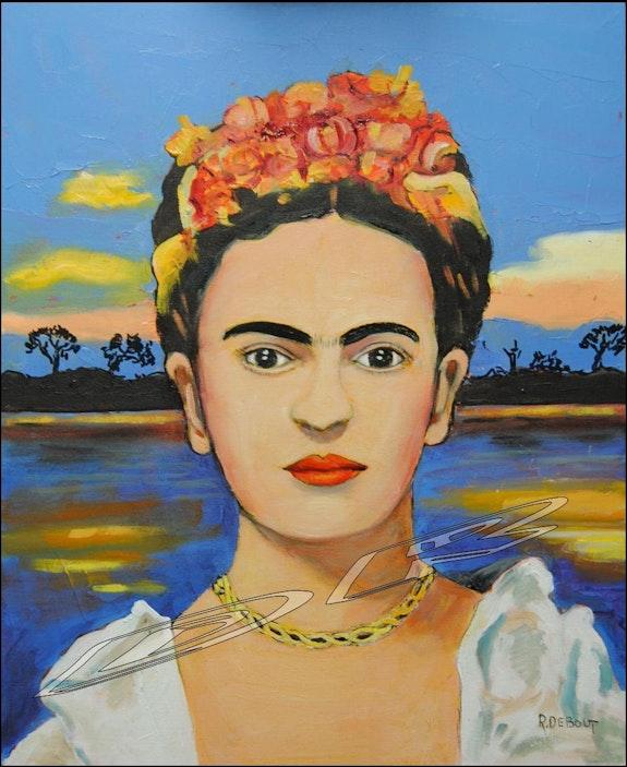 Frida Kahlo. Leonardo