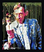 Le président. Fidel Artiste