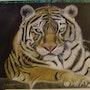 Tigre de Sibérie. G. Limbour