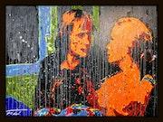 Les valseuse. Fidel Artiste