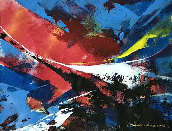 Jumping II. Thomas Leung Leung Gallery