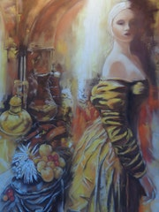 Symphonie dorée. Nicole Norval