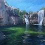 Landscape of colour. Gavin Mcdonald
