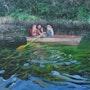 Boat Ride in Colour. Gavin Mcdonald