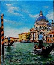 Venise 2. Pierre Mancini