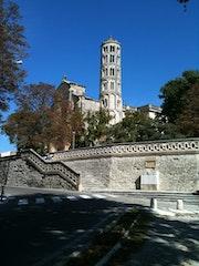 Eglise d'UZES. Monica