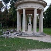 Le temple de Vénus.