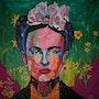Frida. Acrylwolle