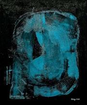 Mamy blue. Sculpeinteconceptdany