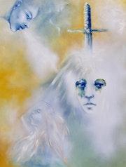 La Révélation à Jeanne d'Arc. Patrick Vidal