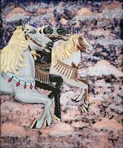 La Révolte des chevaux de Bois. Rey