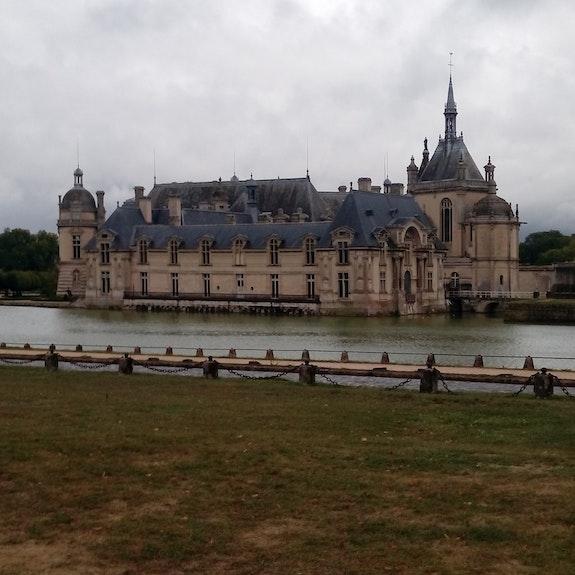 Château de Chantilly. Wallace Waide Wallace Waide
