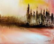La ville en rose sommeille.