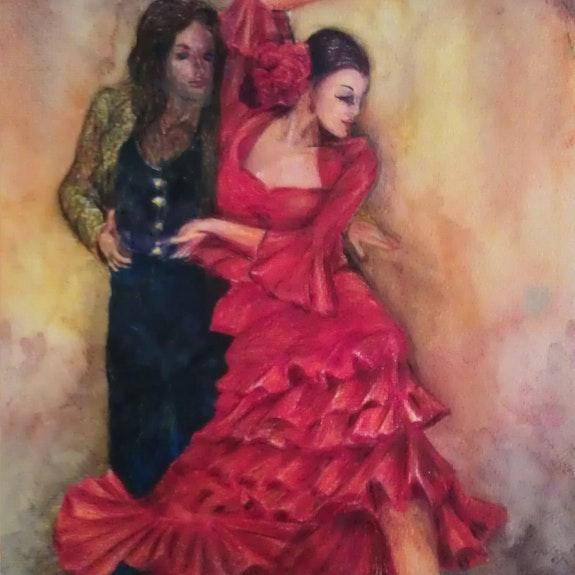 Flamenco. Francisco García Francisco Garcia